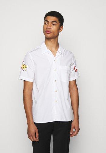 MEN - Shirt - white