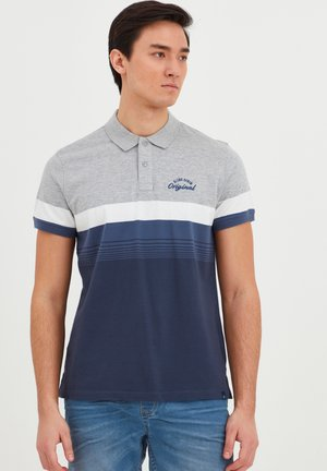 REGULAR FIT - Polo shirt - stone mix