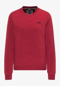 ICEBOUND - Sweatshirt - rot - 4