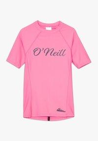 O'Neill - LOGO SKINS - Koszulki do surfowania - pink lemonade - 0
