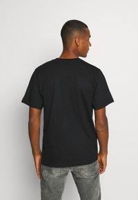 Diesel - TUBOLAR - Print T-shirt - black - 2