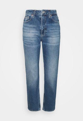 HARPER STRGHT ANKLE - Jeans a sigaretta - denim medium