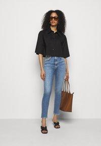 Agolde - Jeans Skinny Fit - amped light indigo - 1