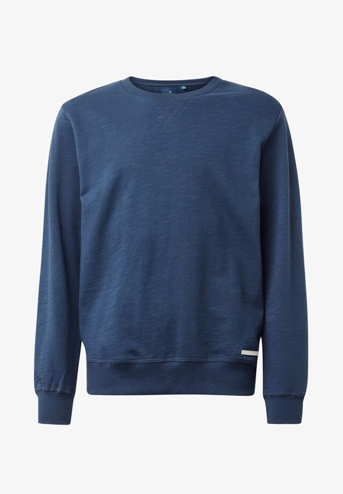 TOM TAILOR - Sweatshirt - blue