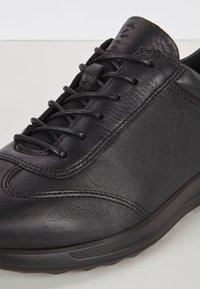 ECCO - FLEXURE RUNNER W  - Sneakers laag - black - 5