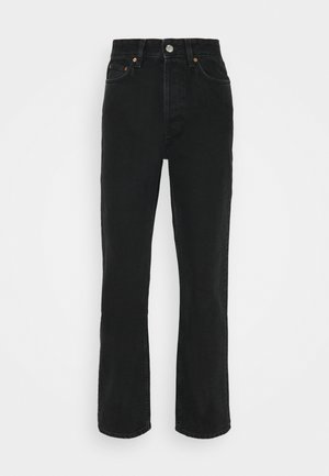BILLY - Straight leg jeans - dark grey