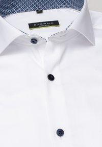 Eterna - SUPER-SLIM - Formal shirt - weiß - 4