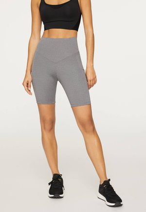 CYCLING - Leggings - light grey