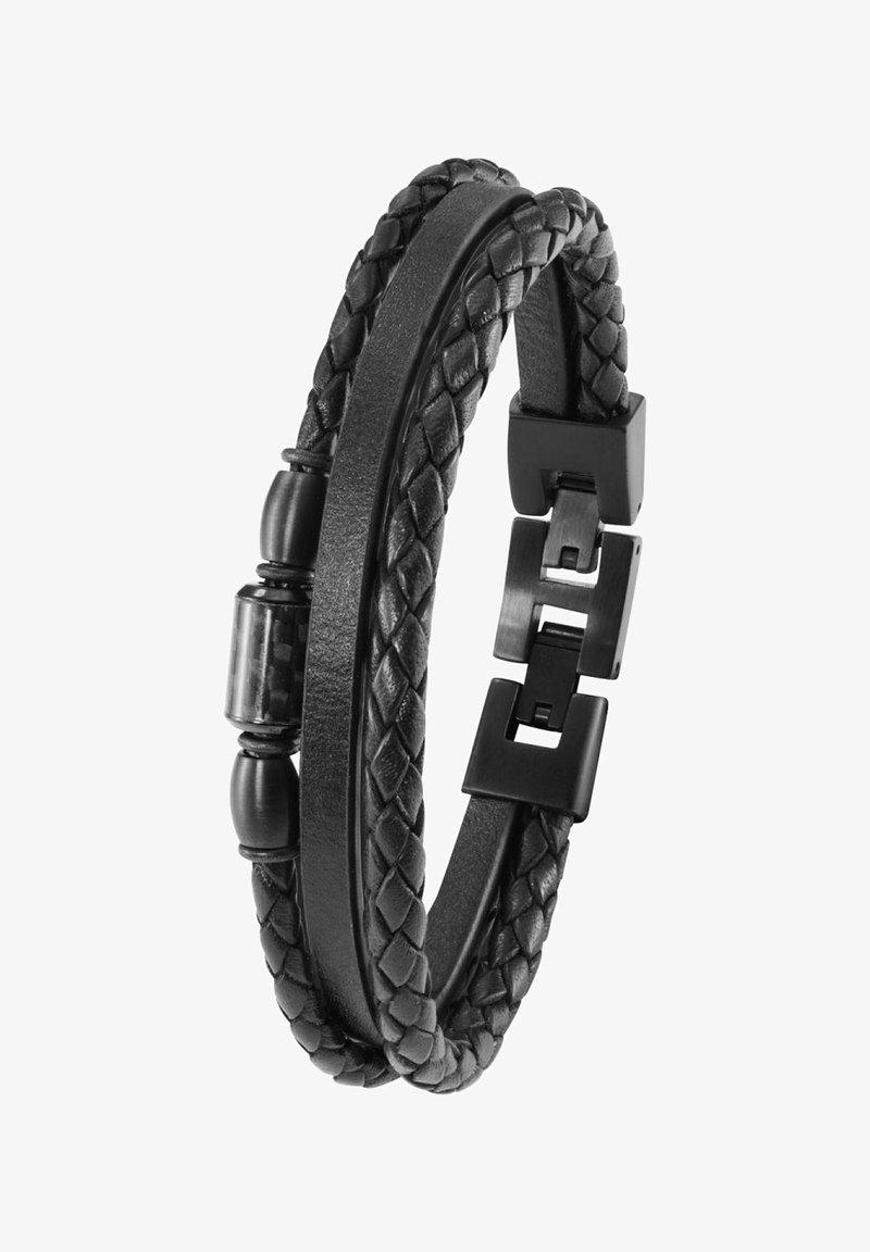 s.Oliver - Bracelet - schwarz