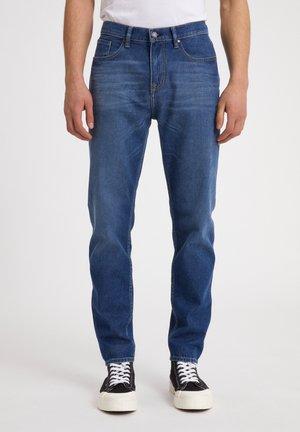 AARO - Straight leg jeans - dark blueberry