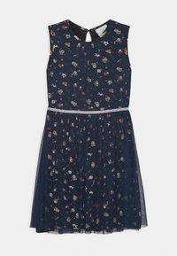 The New - ANNA THELMA DRESS - Vestito elegante - dark blue - 0