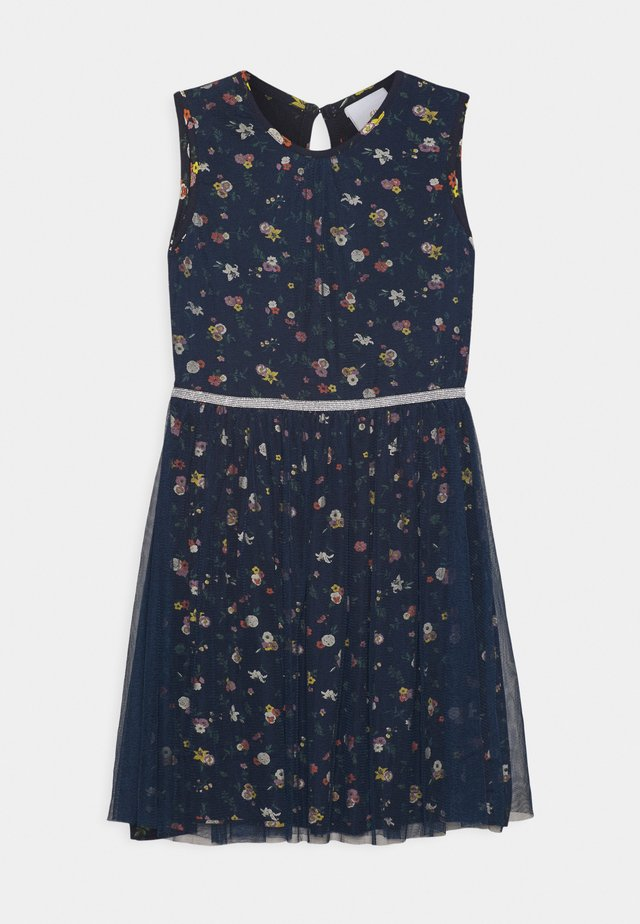 ANNA THELMA DRESS - Cocktailkjole - dark blue