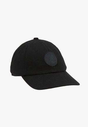 MONO CHUCK BASEBALL UNISEX - Cap -  black
