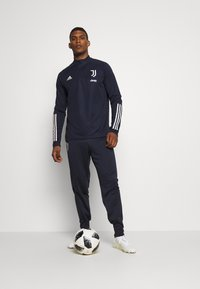 adidas Performance - JUVENTUS AEROREADY SPORTS FOOTBALL - Club wear - blue/grey - 1