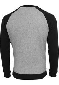 Urban Classics - Sweatshirt - grey/black - 2