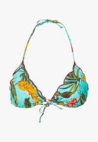 Banana Moon - CIRO BANANAS - Bikini top - turquoise - 3
