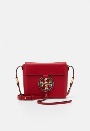 MILLER STAINED GLASS CROSSBODY - Taška s příčným popruhem - red apple