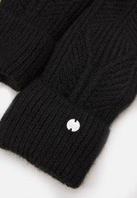 ONLY - ONLERIKA LIFE MITTEN - Rękawiczki z jednym palcem - black - 2