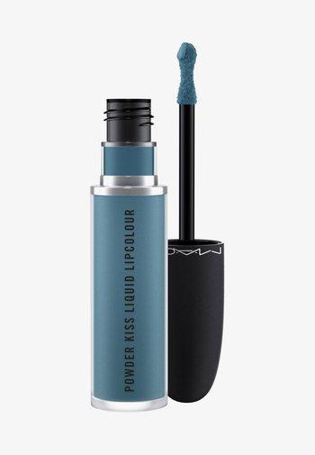 POWDER KISS LIQUID LIPCOLOR - Liquid lipstick - good jeans