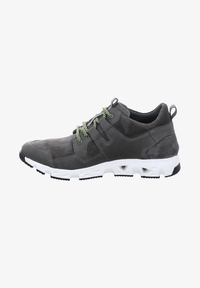 Sneakers laag - asphalt