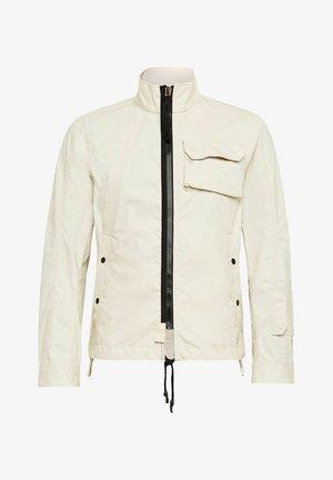 UTILITY HB TAPE - Summer jacket - whitebait
