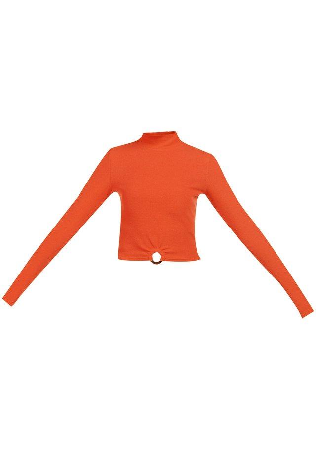 Pusero - orange