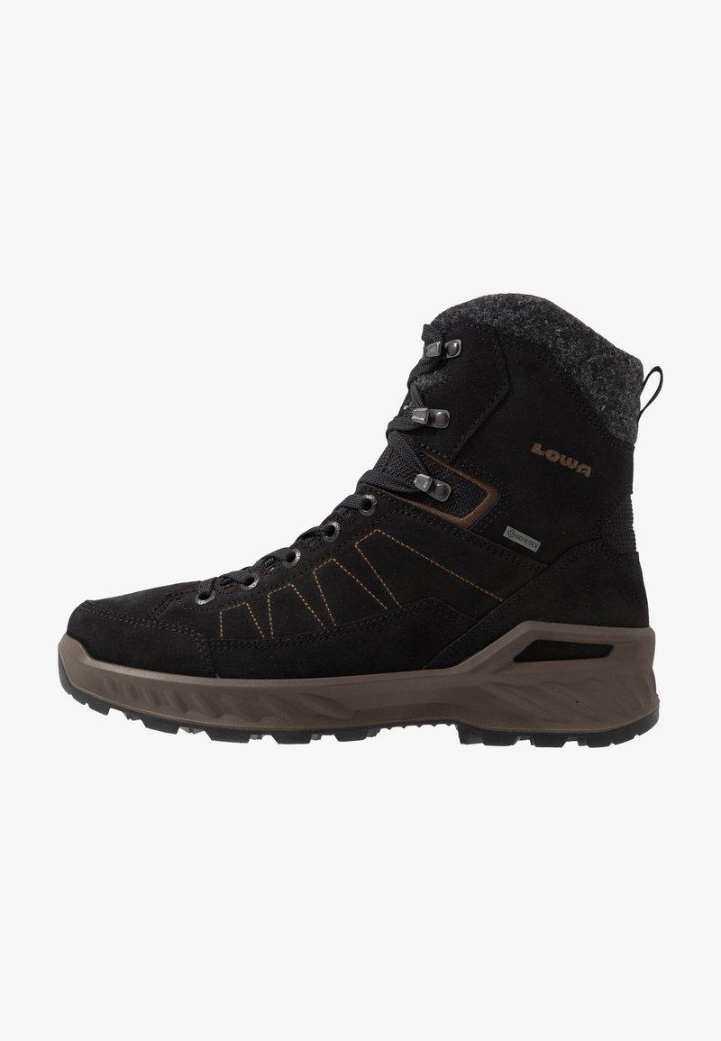 Lowa - SASSELLO II GTX MID - Winter boots - schwarz