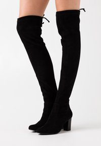 Caprice - BOOTS - Over-the-knee boots - black - 0