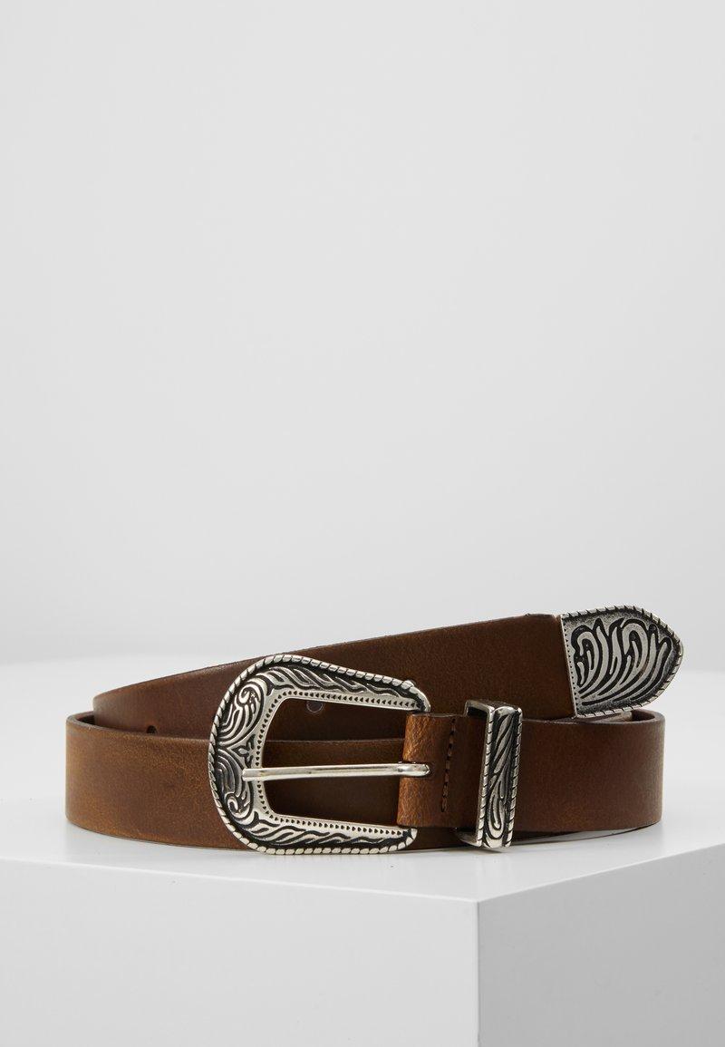 Vanzetti - Belt - braun