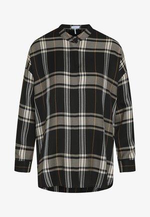 CIPHARO - Button-down blouse - schwarz