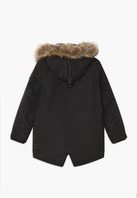 Kaporal - OMERI - Winter coat - black - 1