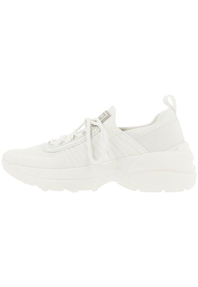 GLEASON - Baskets basses - white