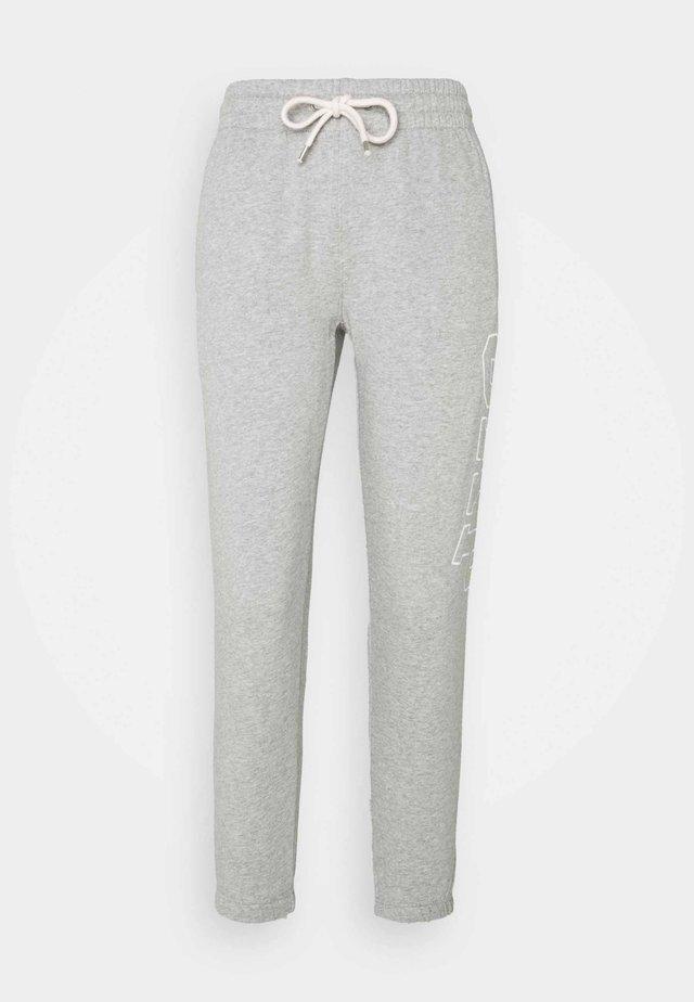 EASY - Pantalones deportivos - grey heather