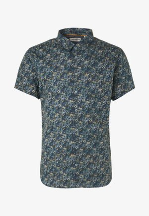 Shirt - indigo blue