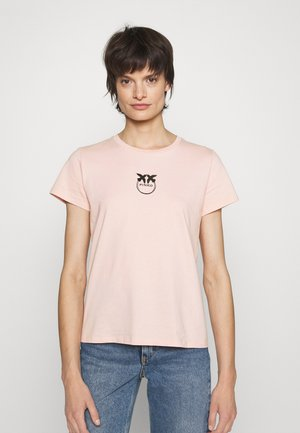 BUSSOLOTTO  - Print T-shirt - rosa