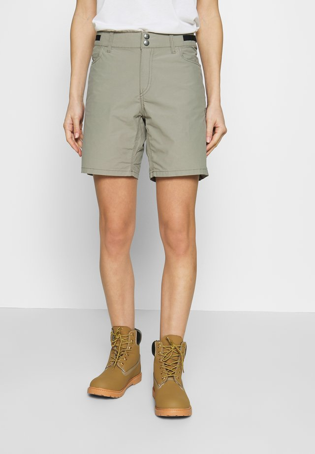 SVALBARD LIGHT SHORTS - Sports shorts - sandstone