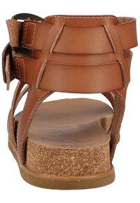 Blowfish Malibu - Platform sandals - arabian sand dyecut 398 - 2