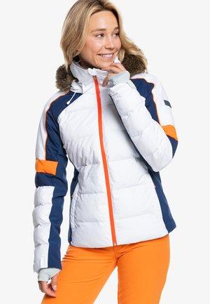 SNOWBLIZZARD - Snowboard jacket - bright white