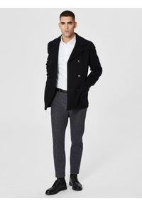 Selected Homme - Pantalón de traje - black - 1
