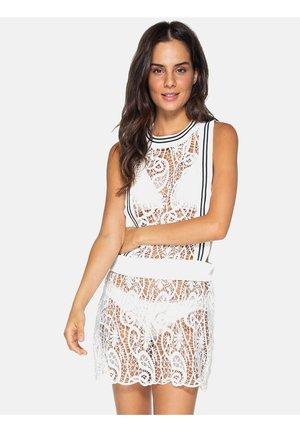 Celebrate Guipure - Day dress - off white