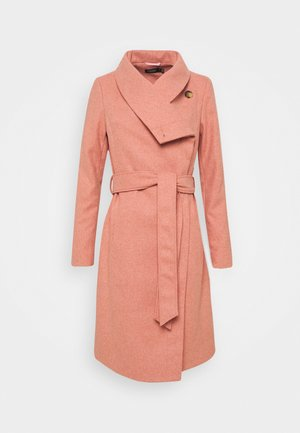 SLCALLAHA CANASTA COAT - Kappa / rock - cameo brown