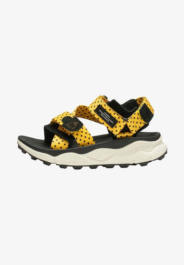 Sandali da trekking - gelb
