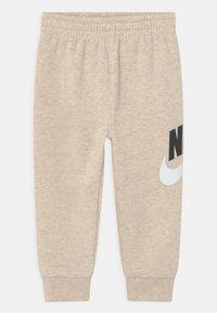 Nike Sportswear - HODIE SET UNISEX  - Tracksuit - cashmere heather - 2