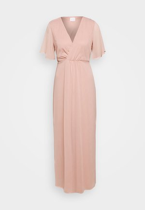 VIRILLA - Vestido largo - misty rose