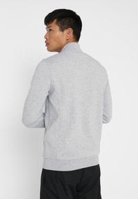 Lacoste Sport - JACKET - Mikina na zip - silver chine - 2