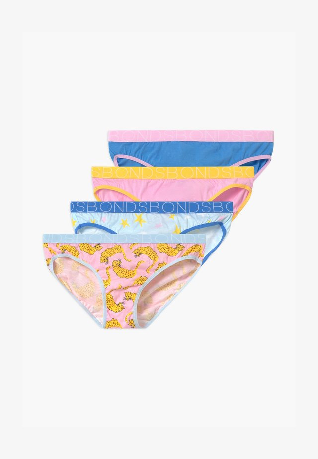 4 PACK - Slip - blue/multi-coloured