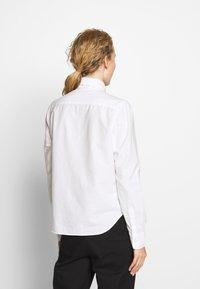 Polo Ralph Lauren - OXFORD - Button-down blouse - white - 2