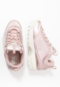 Fila - DISRUPTOR  - Trainers - sepia rose - 3