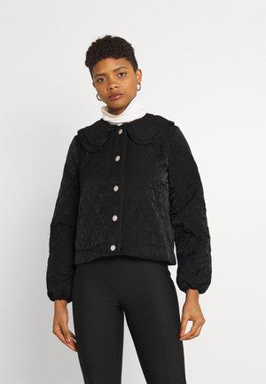 BYDANANNA JACKET - Light jacket - black