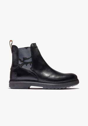 RR 4610 CHELSEA - Boots - black full grain